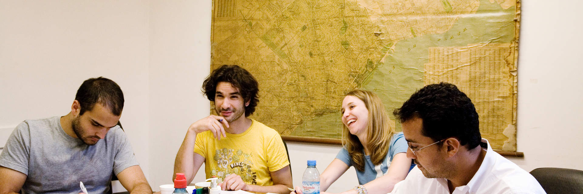 Spanish Combi Courses in Buenos Aires - © Unknown