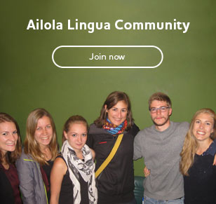 Join the Ailola Lingua Community